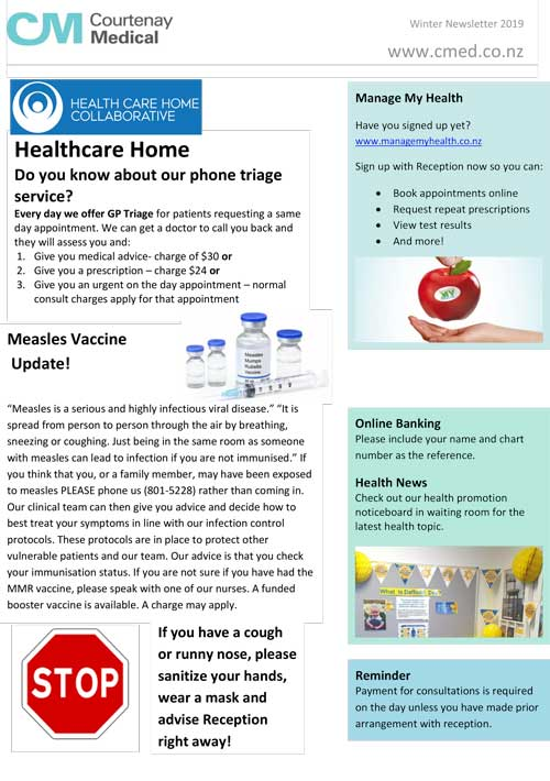 Home - Courtenay Medical